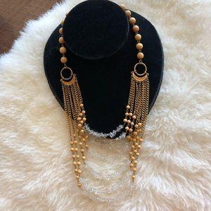 Vintage Necklace Bib